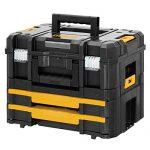 DeWalt DWST1-70702   DWST1-70702: Transportbox Combo  TSTAK Box II & TSTAK Box IV