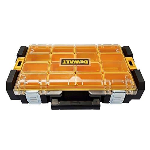 dewalt werkzeugbox 1 stueck gelb schwarz dwst1 75522 - DEWALT Werkzeugbox, 1 Stück, gelb / schwarz, DWST1-75522