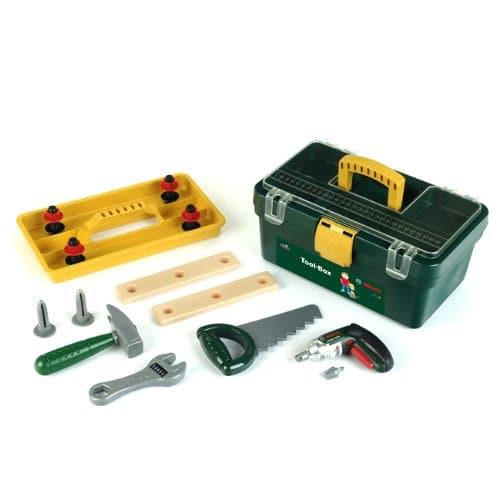 theo klein 8305 bosch werkzeugbox mit ixolino und zubehoer spielzeug - Theo Klein 8305 - Bosch Werkzeugbox mit Ixolino und Zubehör, Spielzeug