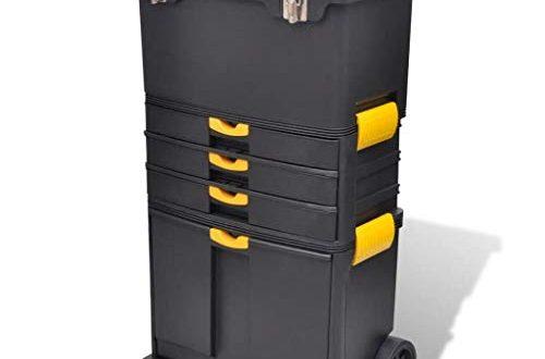 vidaXL Werkzeugkoffer Werkzeugbox Werkzeugkiste Werkzeugtrolley Werkzeugkasten 500x330 - vidaXL Werkzeugkoffer Werkzeugbox Werkzeugkiste Werkzeugtrolley Werkzeugkasten